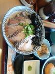 2017.4.23(日)鯛茶漬け