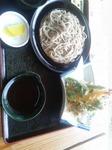 2017.5.6(土)福島ツーリング走る昨日食べられなかった川内村のたかやま倶楽部で蕎麦。去年も定休日で食べられなかったから、もう一度トライ。国道6号は相変わらず2輪は通れないので、高速道路で立入規制区