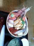 2017.7.23(日)北海道ツーリング・海鮮丼